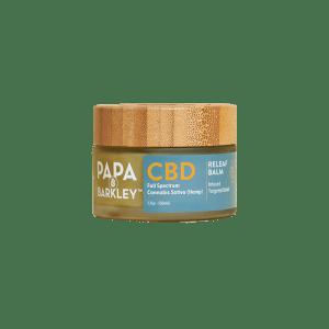 Front view of Papa&Barkley-CBD-Releaf-Balm