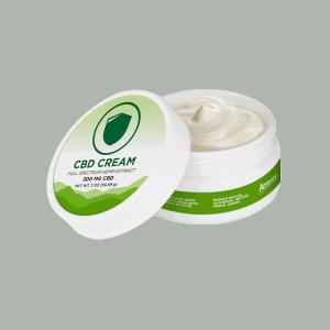 Front view of XS™ CBD Cream