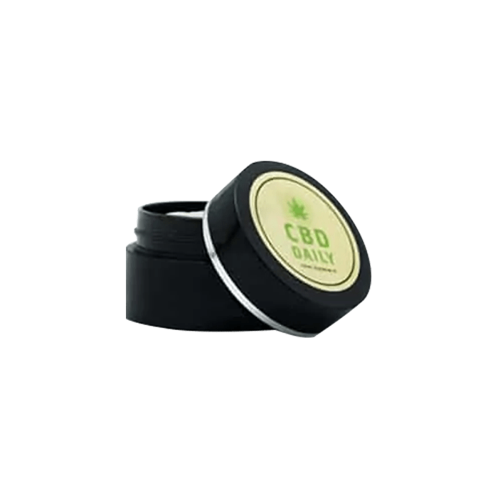 Back view of CBD DAILY INTENSIVE CREAM