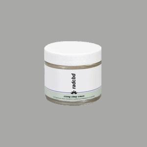 Front view of RADCBD Sleep Cream