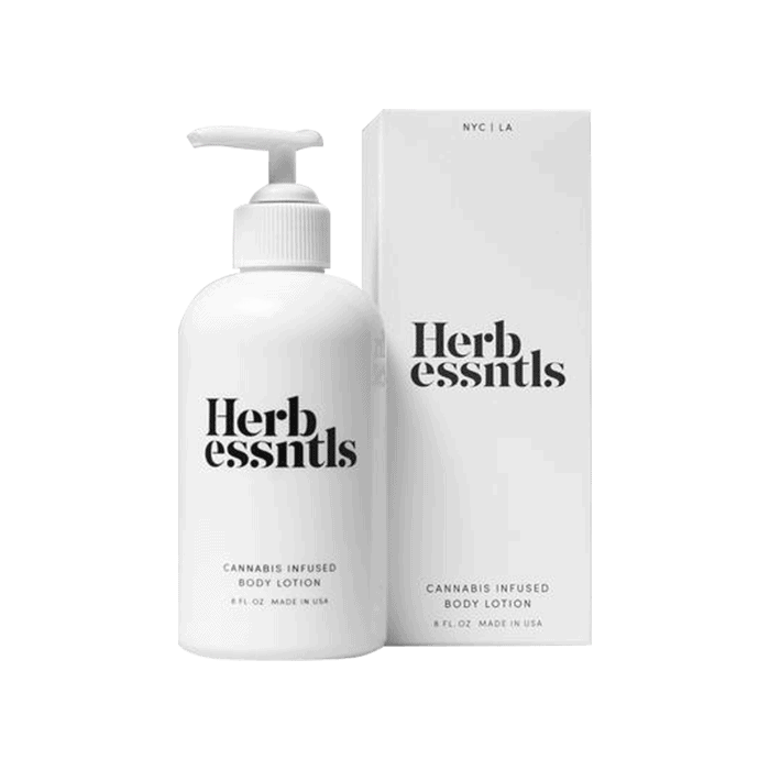 Back view of Herbessntls-Cannbis-Infused-Body-Lotion