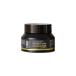 front view of young living natures ultra muscle rub