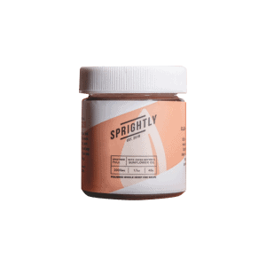 front view of Sprightly CBD Salve